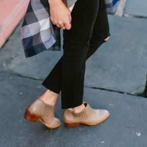 Madewell spencer Chelsea ankle boots